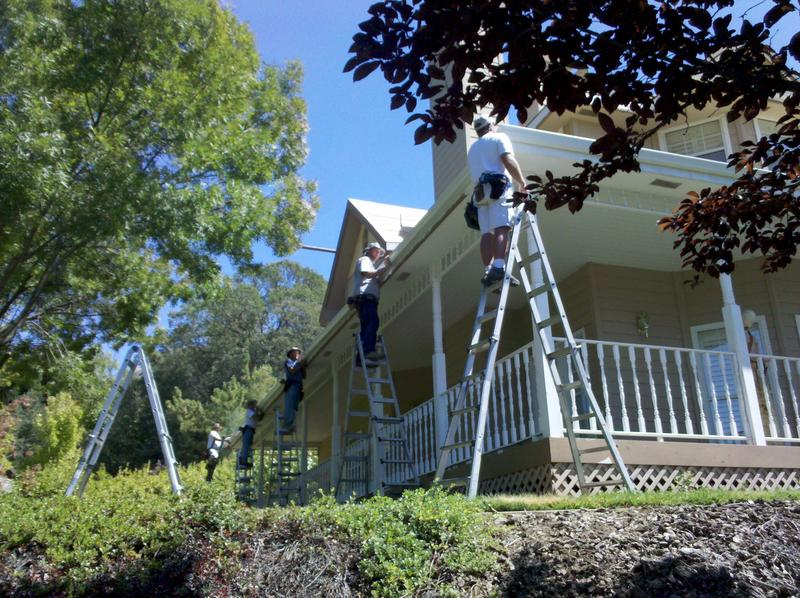 Rain Gutter Estimates by California Gutterworks Rain Gutter Company