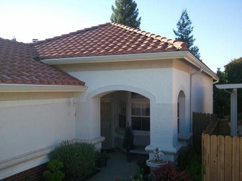 Rain Gutters By California Gutterworks Roseville Ca